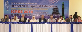 PU organizes world moot on special education