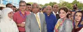 Pakistan's largest book fair kicks off at PU<br>PU VC Dr Mujahid Kamran calls for subsidizing books