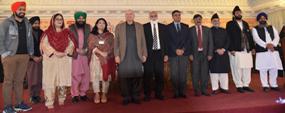 Baba Farid, Guru Nanak spread peace, humanity, tolerance: Governor