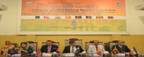 Speakers stress to address public issues in South Asia