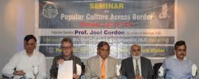 Cultural processes, practices to help define Pakistani culture: Dr Nizam