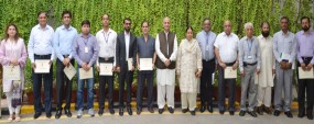 PU scientists honored