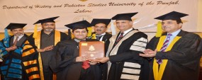 PU VC urges students to help resolve challenges