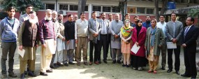 PU CEES organizes seminar on peace