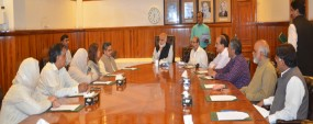PU VC introduces merit, transparency, accountability policy - Says the university would focus on economic impact research