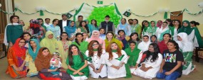 Independence Day celebrations at PU hostels
