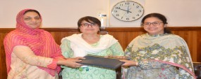 PU, PILL sign MoU for collaboration