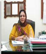 Prof. Dr. Iram Khalid